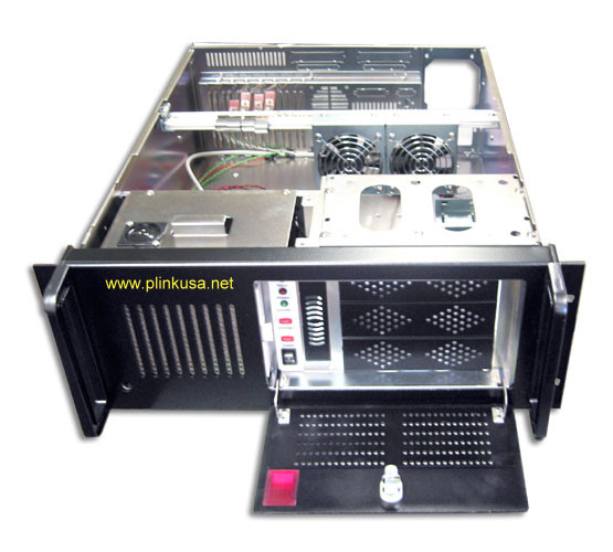 Skyhawk 4U Rack Mount ATX Server Chassis IPC-4032