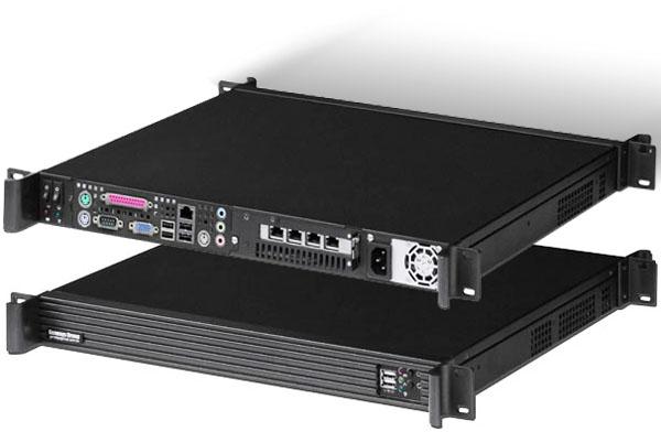 1u 2u 3u 4u Itx Micro Atx Extend Rackmount Chassis Ipc Server Case Power Supply Industry Rack Mount Enclosures Riser Card Hot Swap